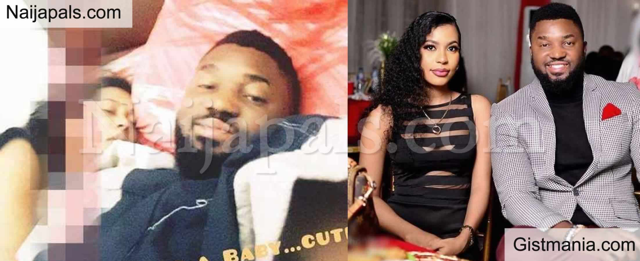 <img alt='.' class='lazyload' data-src='https://img.gistmania.com/emot/comment.gif' /> BBNaija: <b>Photos Of Saga's In-House Crush Nini and Her Boyfriend, Shojay in Bed Surface</b>