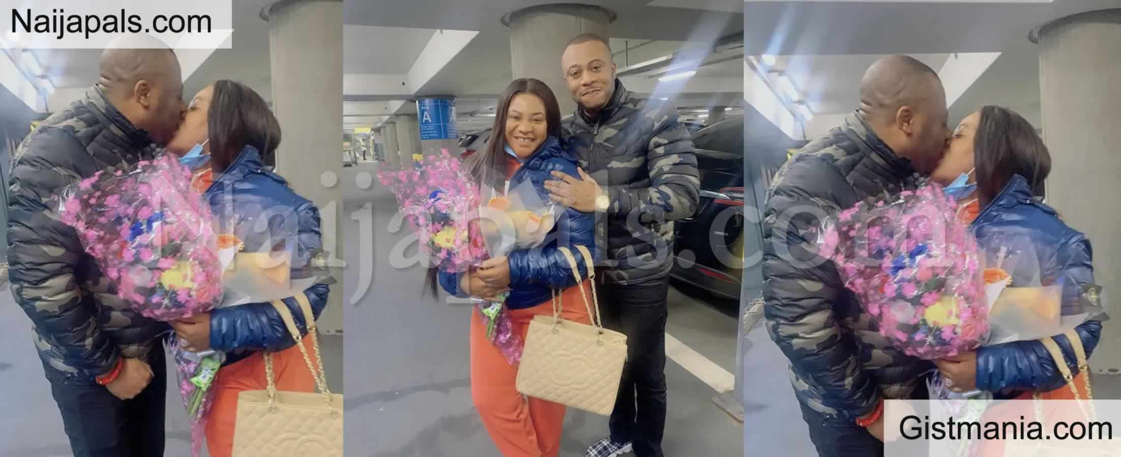<img alt='.' class='lazyload' data-src='https://img.gistmania.com/emot/news.gif' /> Actress, <b>Nkechi Blessing's Lover Welcomes Her In A Romantic Style As She Arrives London</b>