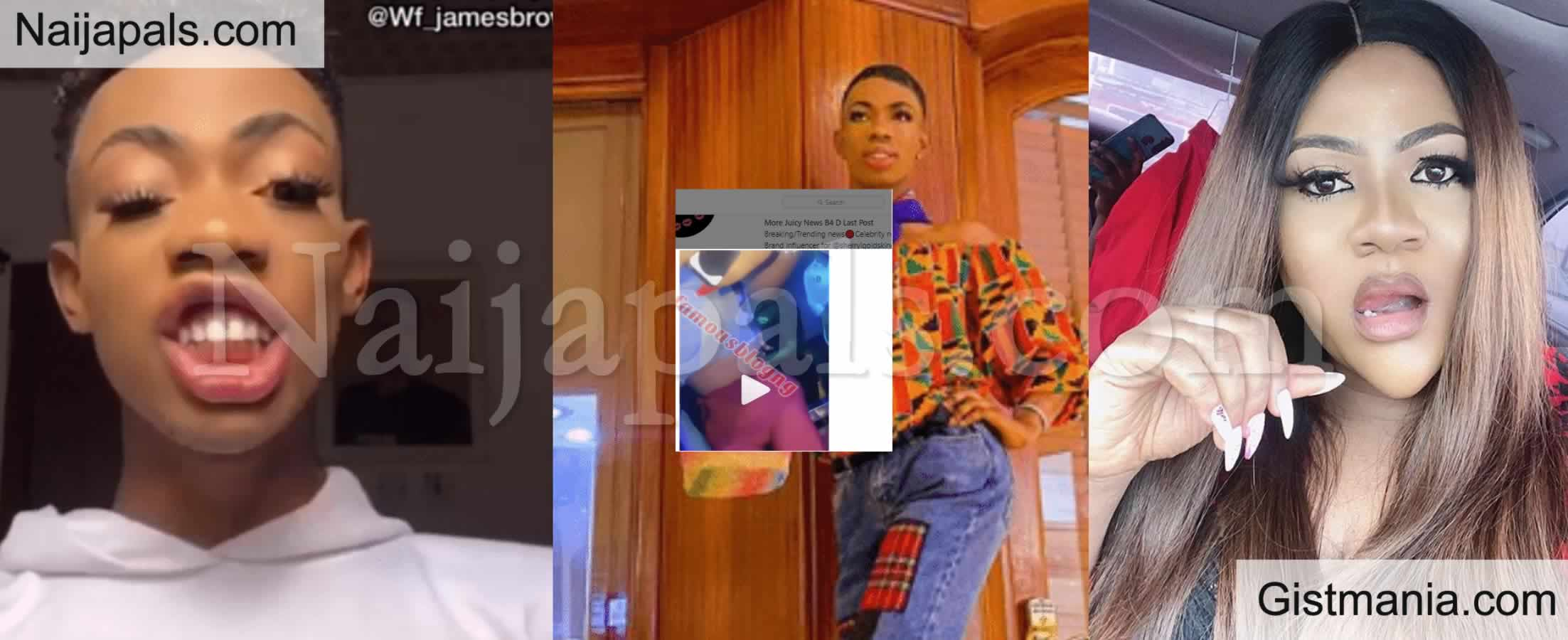 <img alt='.' class='lazyload' data-src='https://img.gistmania.com/emot/comment.gif' /><b> Nigerians Are Talking About James Brown's Hip As He Hangs Out With Nkechi Blessing </b>(Video)