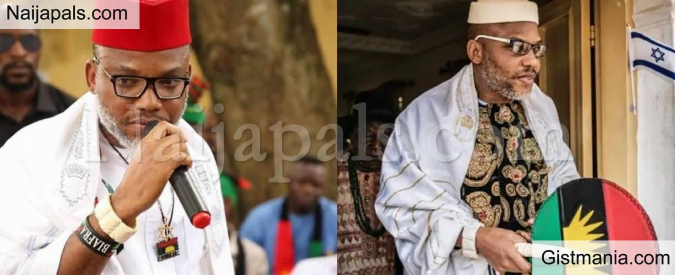 <img alt='.' class='lazyload' data-src='https://img.gistmania.com/emot/news.gif' /> <b>After Lawyers Visit Nnamdi Kanu In Jail, IPOB Leader States What He Wants From His Supporters</b>