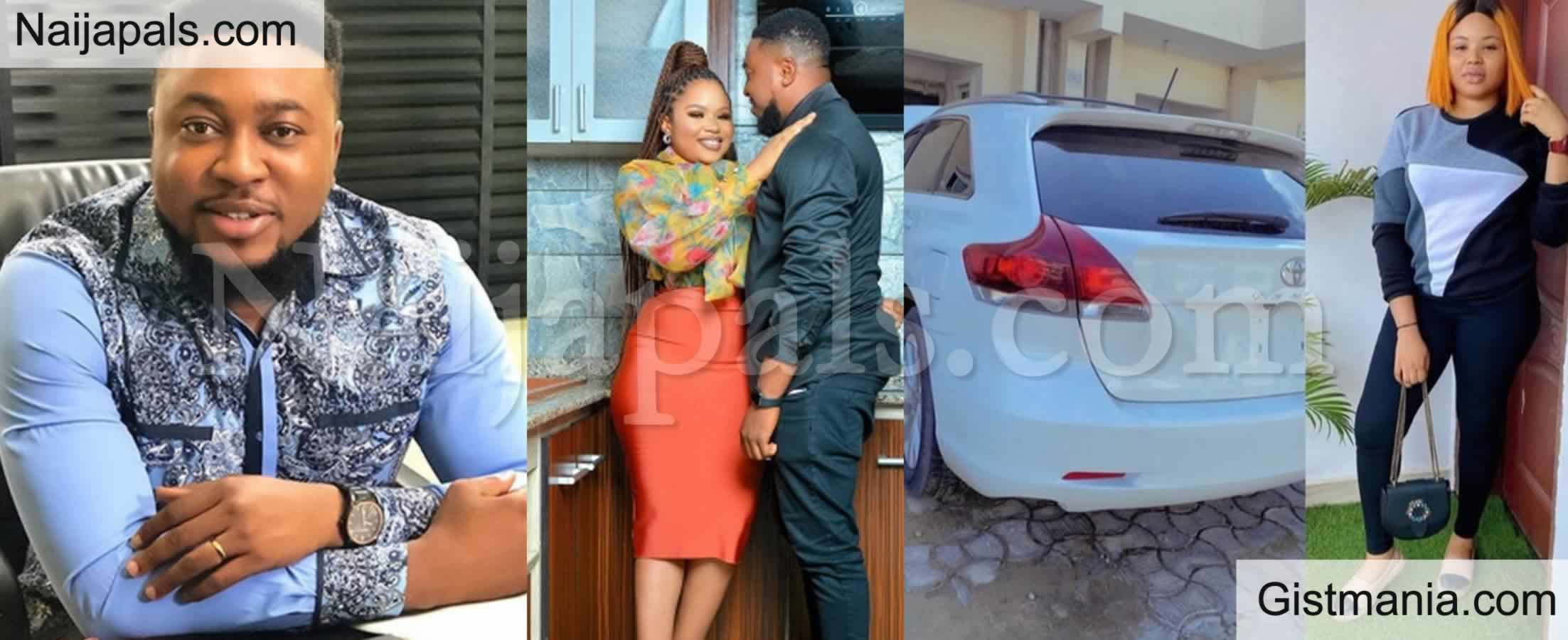 <img alt='.' class='lazyload' data-src='https://img.gistmania.com/emot/comment.gif' /> Have You Done Same For Your Mum - <b>Reactions As Actor Nosa Rex Buys a Car For His Wife</b>