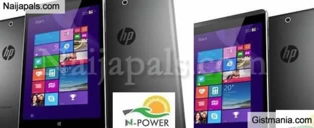N-Power Releases Batch B Device Collection Centres - Gistmania