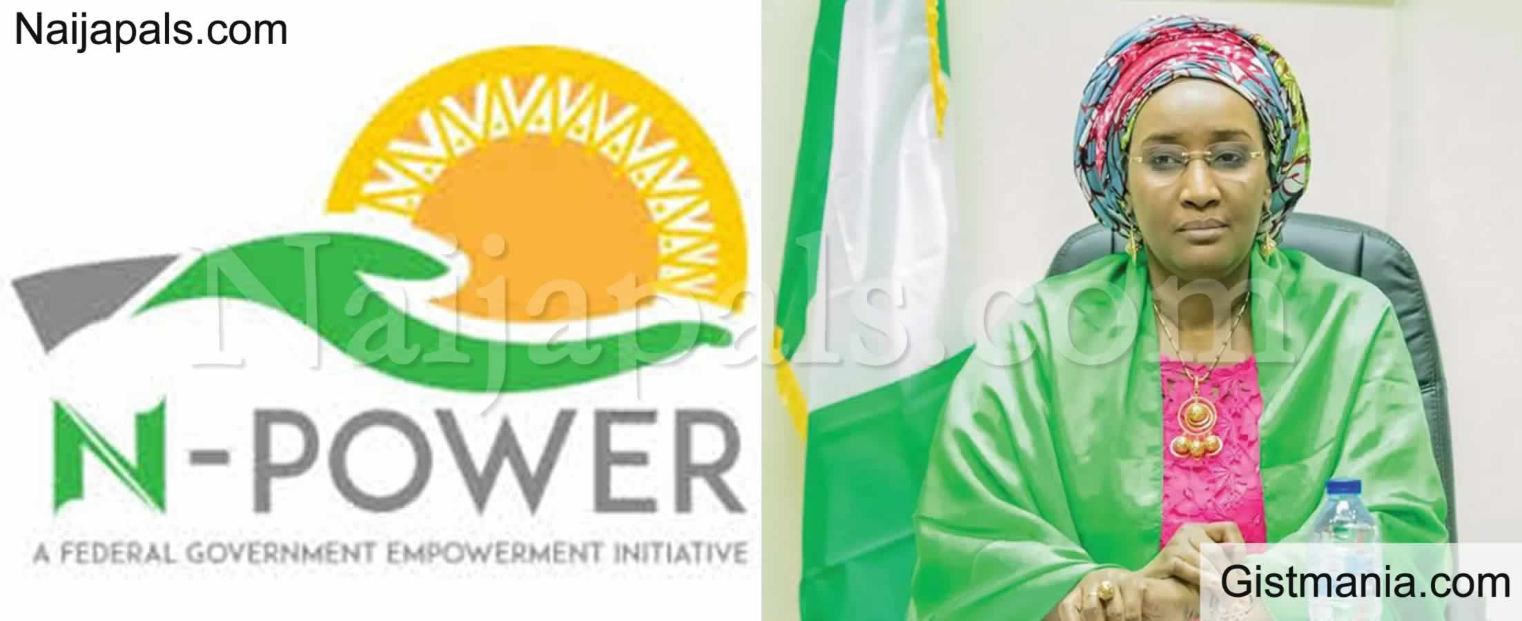 <img alt='.' class='lazyload' data-src='https://img.gistmania.com/emot/comment.gif' /> NEXIT - <b>FG Unveils Portal For N-Power Beneficiaries To Access CBN's Empowerment Scheme</b>
