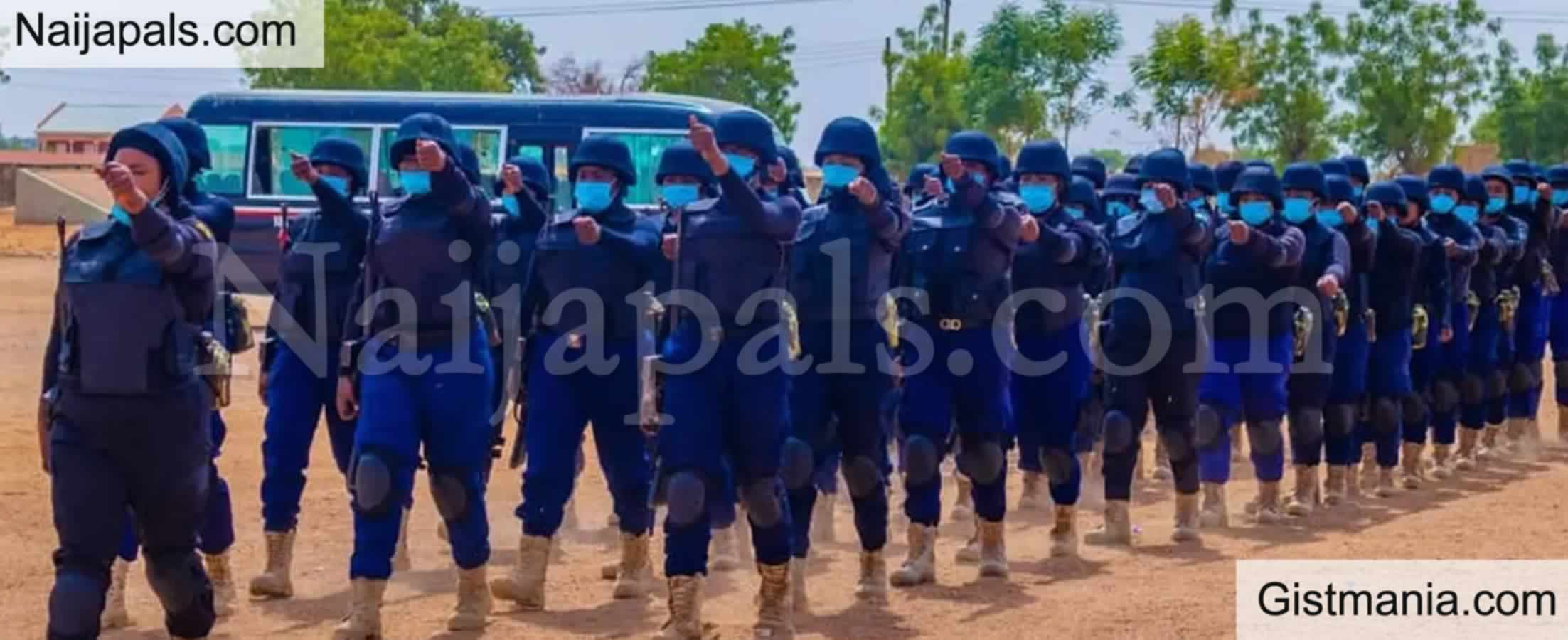 <img alt='.' class='lazyload' data-src='https://img.gistmania.com/emot/cry.gif' /> Sad As <b>NSCDC Discovers  Corpse Of Newborn Baby Dumped In Pit Latrine</b>
