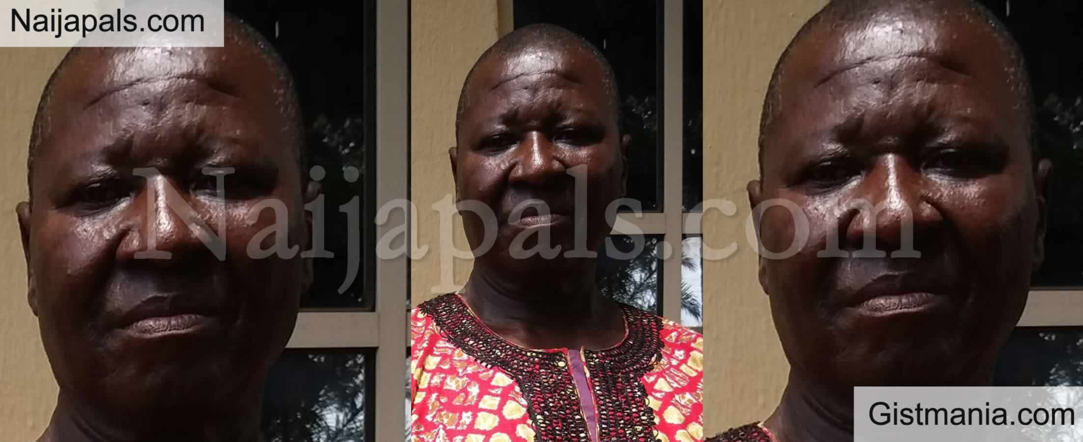 <img alt='.' class='lazyload' data-src='https://img.gistmania.com/emot/comment.gif' /> <b>60 Year Old Okafor Ndubuisi Paraded For Defiling 9 Year Old Girl in Anambra</b>