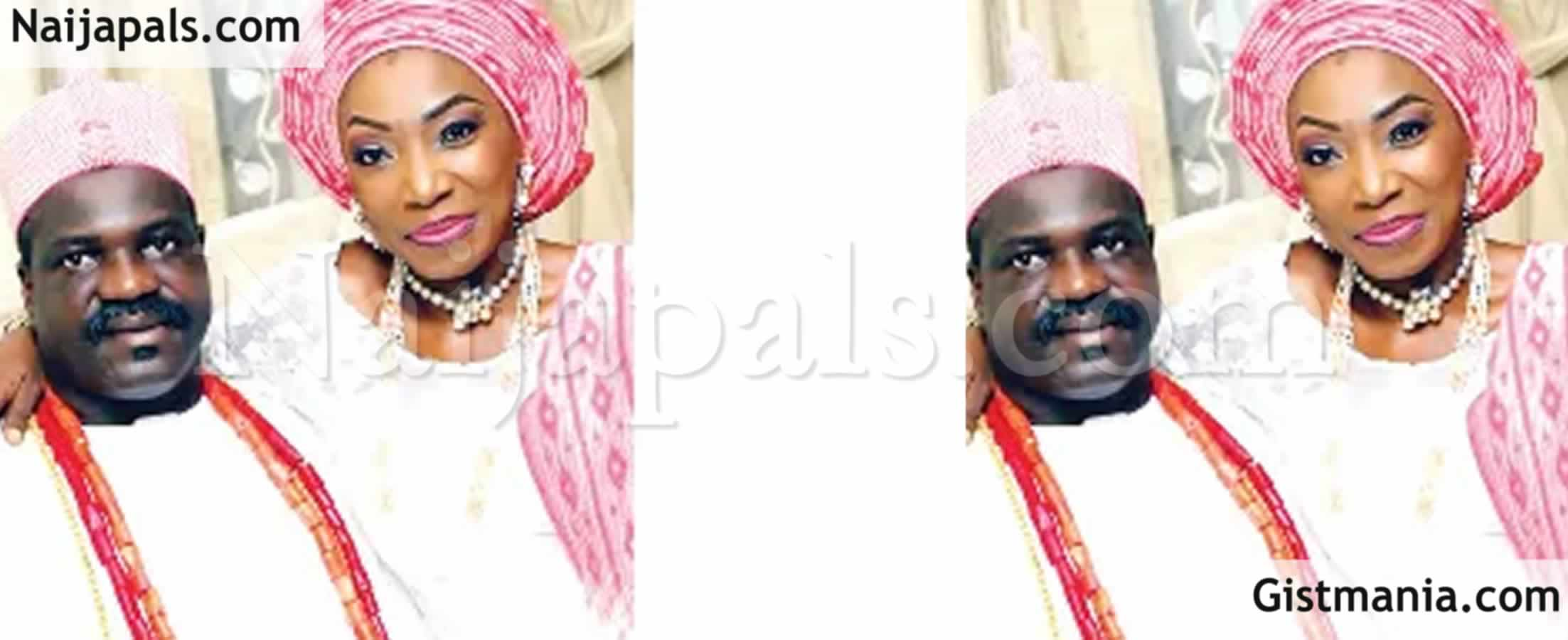 <img alt='.' class='lazyload' data-src='https://img.gistmania.com/emot/news.gif' /> <b>Monarch, Oba Francis Olushola Alao & Wife Welcome Twins After 18 Years Of Marriage</b>