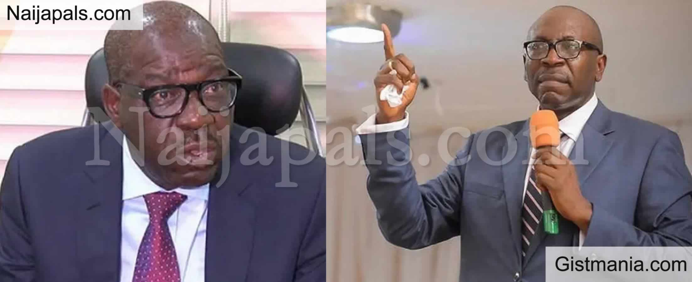 <img alt='.' class='lazyload' data-src='https://img.gistmania.com/emot/news.gif' /> GAME OVER! <b>Godwin Obaseki (PDP) Defeats APC In Osagie Ize-Iyamu's Local Government</b>