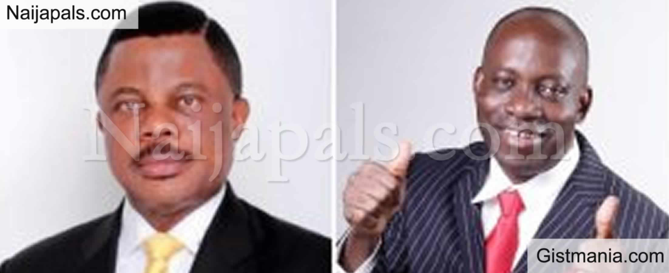<img alt='.' class='lazyload' data-src='https://img.gistmania.com/emot/comment.gif' /><b> Anambra Gov. Obiano Reveals Nine Suspect Arrested Over Attack Of CBN Ex Gov. Charles Soludo</b>
