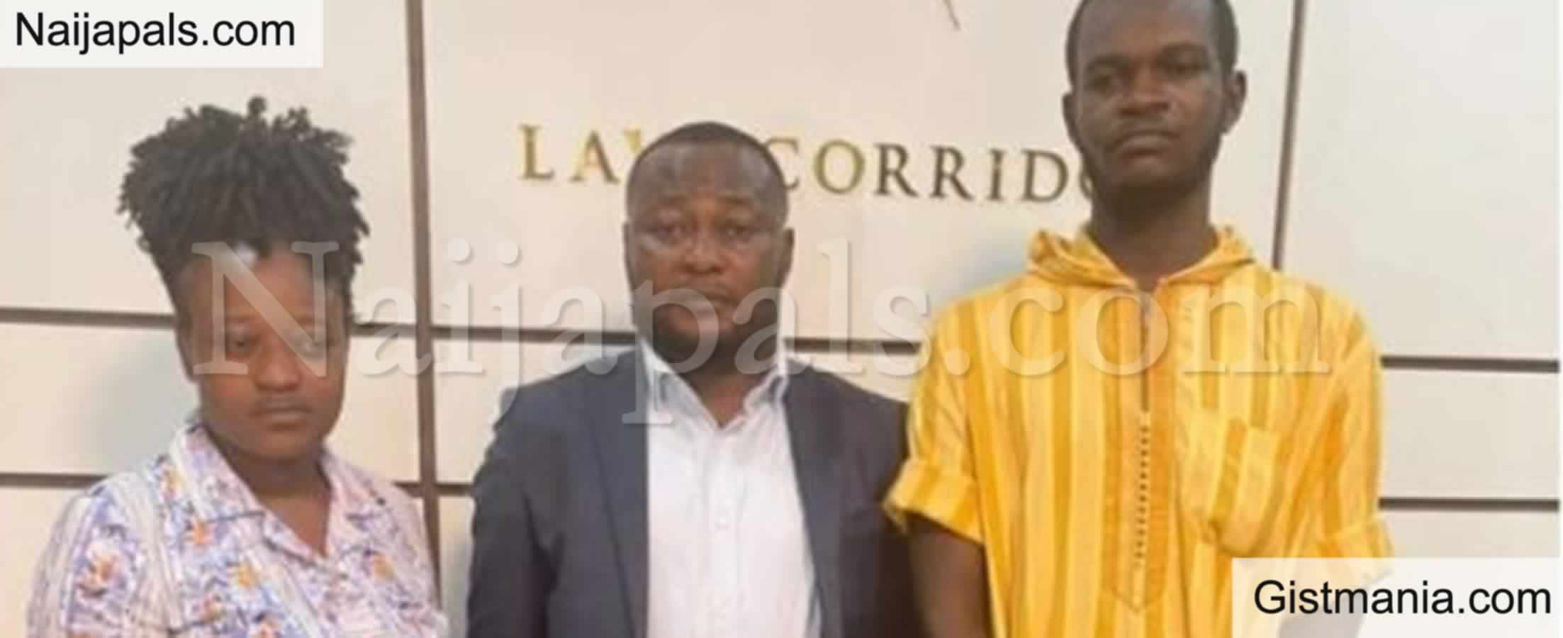 <img alt='.' class='lazyload' data-src='https://img.gistmania.com/emot/news.gif' /> Just In: <b>DSS Releases Lady K, One Other Detainee Of Remaining Oduduwa 12 After 114 Days</b>