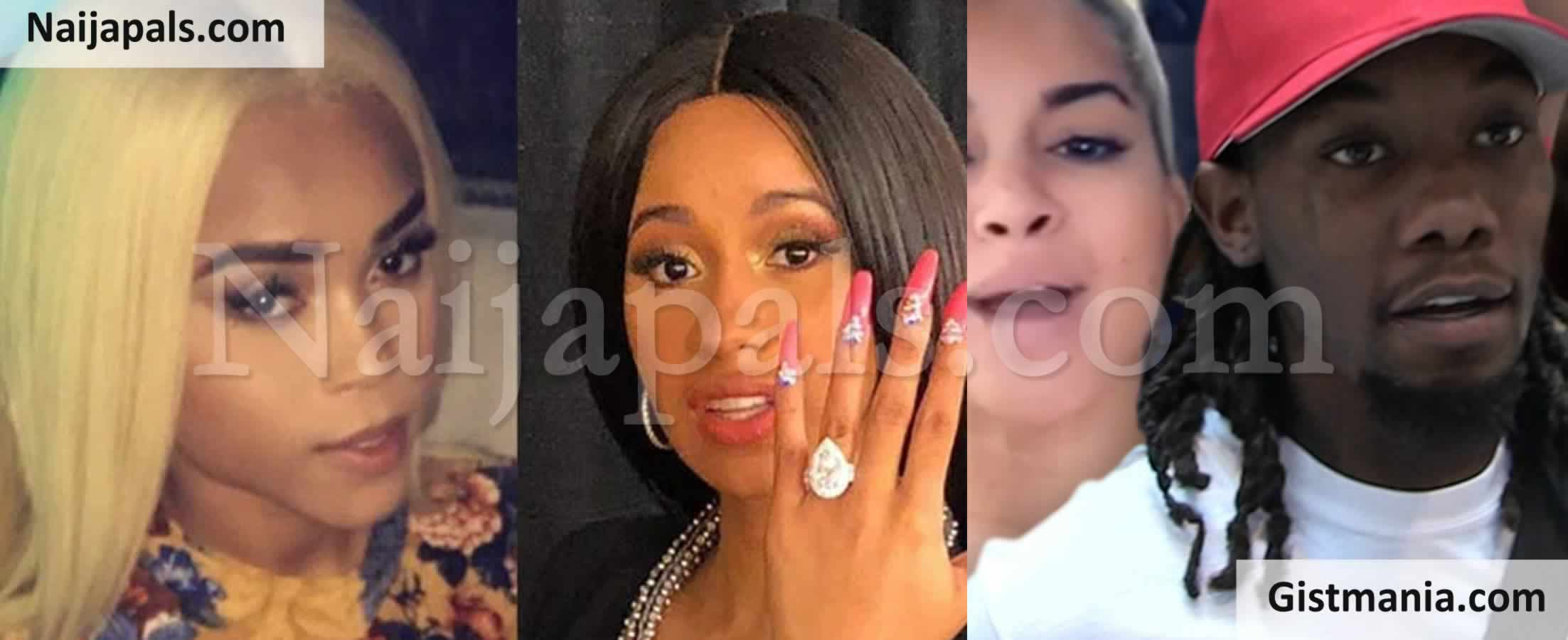 "<img alt='.' class='lazyload' data-src='https://img.gistmania.com/emot/video.gif' /> <b>""Sometimes People Really Do Drow Apart""</b> - Cardi B Reveals Why She Filed For Divorce From Offset (Video)"