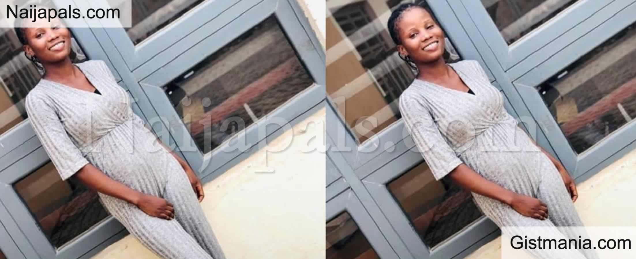 <img alt='.' class='lazyload' data-src='https://img.gistmania.com/emot/cry.gif' /> <b>Final Year Ogun Poly Student, Omotoke Suliyat Slumps, Dies While Taking Her Bath</b>