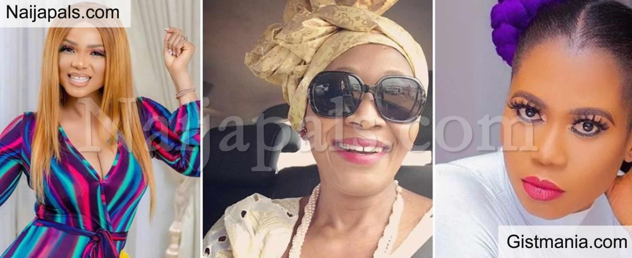 <img alt='.' class='lazyload' data-src='https://img.gistmania.com/emot/video.gif' /> Video: <b>Iyabo Ojo's Former PA Framed And Sent Me To Prison</b> - Kemi Olunloyo Reveals With Tears
