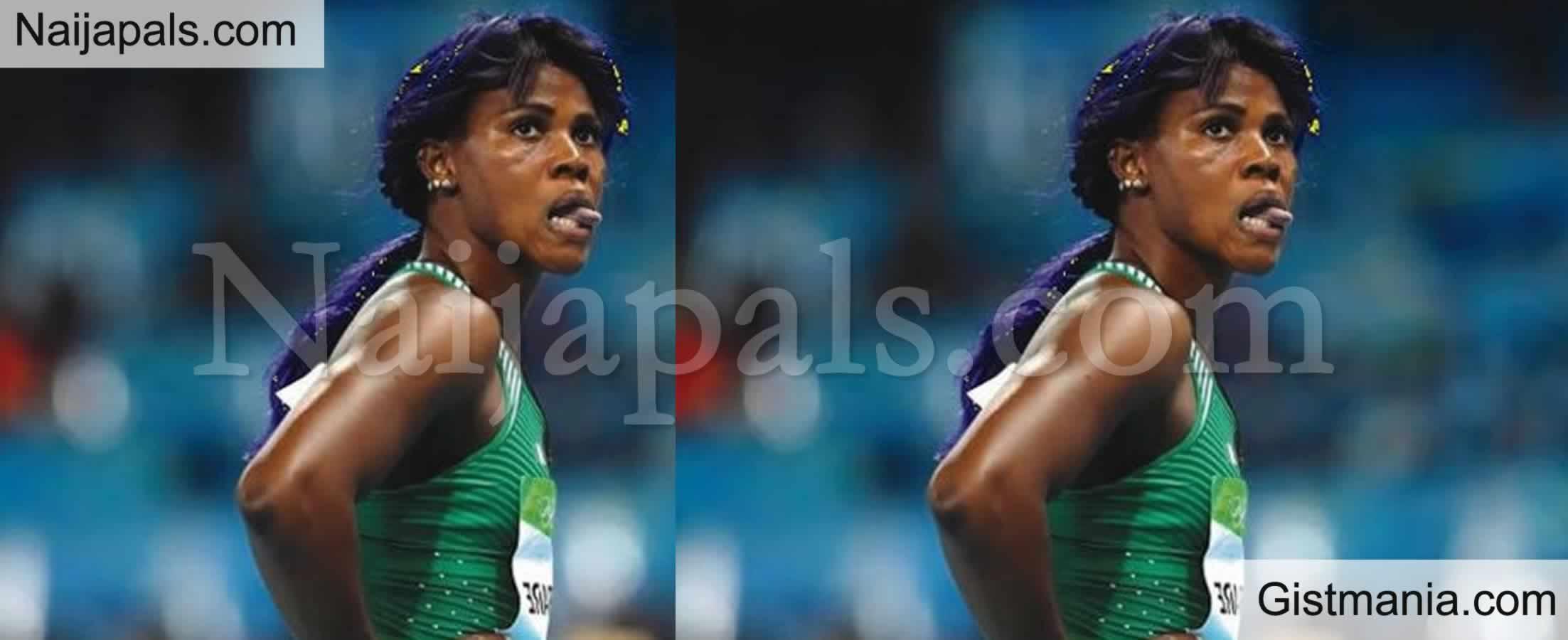 <img alt='.' class='lazyload' data-src='https://img.gistmania.com/emot/news.gif' /> #Tokyo2020: <b>Nigeria Athletes, Okagbare & Nwokocha Book Semi Final Spots in Women's 100 Meters</b>
