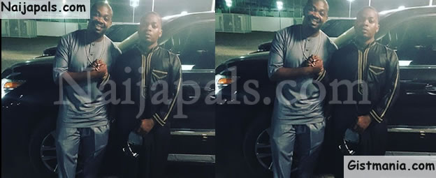 Olamide Deletes His Peace Photo With Don Jazzy