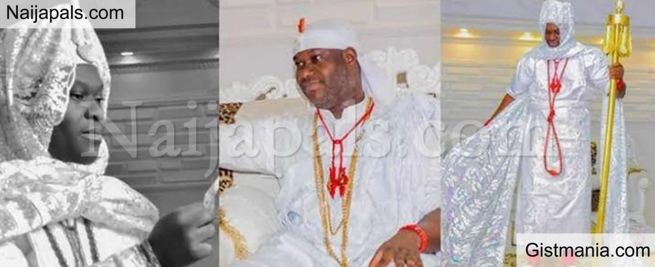 <img alt='.' class='lazyload' data-src='https://img.gistmania.com/emot/photo.png' /><img alt='.' class='lazyload' data-src='https://img.gistmania.com/emot/video.gif' /> <b>Ooni Of Ife, Oba Ogunwusi Ojaja1 Celebrates Olojo Festival In A Special Way</b> (Photos+Video)