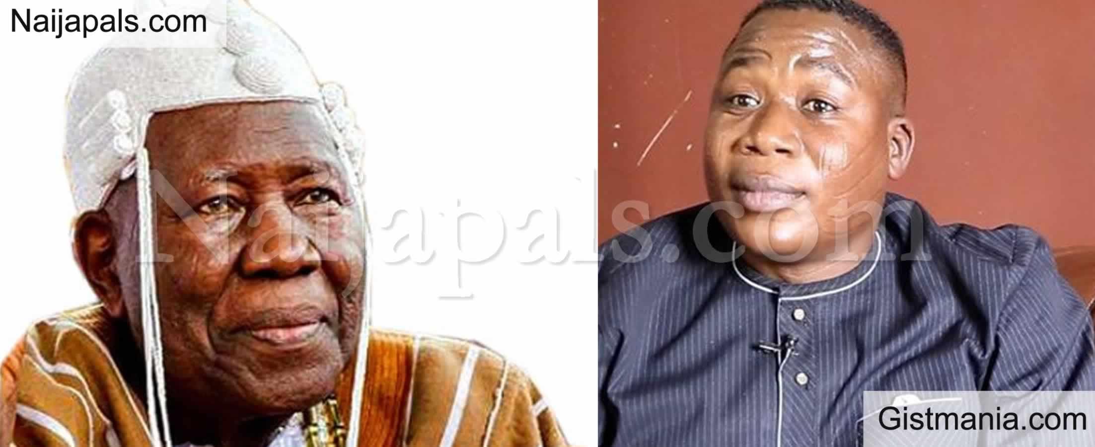<img alt='.' class='lazyload' data-src='https://img.gistmania.com/emot/comment.gif' /> <b>Olubadan, Oba Saliu Adetunji Sends Delegation To Cotonou Over Sunday Igboho's Trial</b>