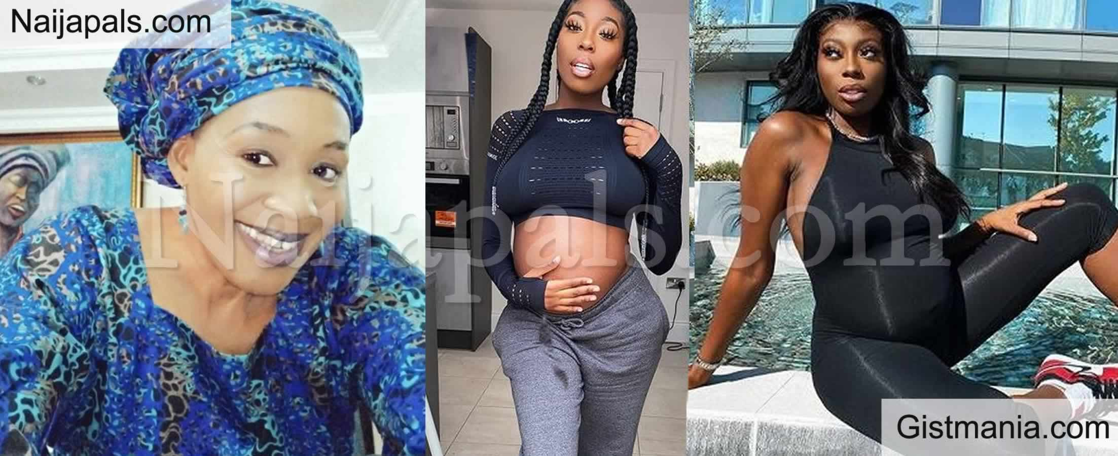 <img alt='.' class='lazyload' data-src='https://img.gistmania.com/emot/comment.gif' /> Not Everyone is Happy For Your Pregnancy - <b>Kemi Olunloyo Reacts To Death Of Nicole Thea</b>