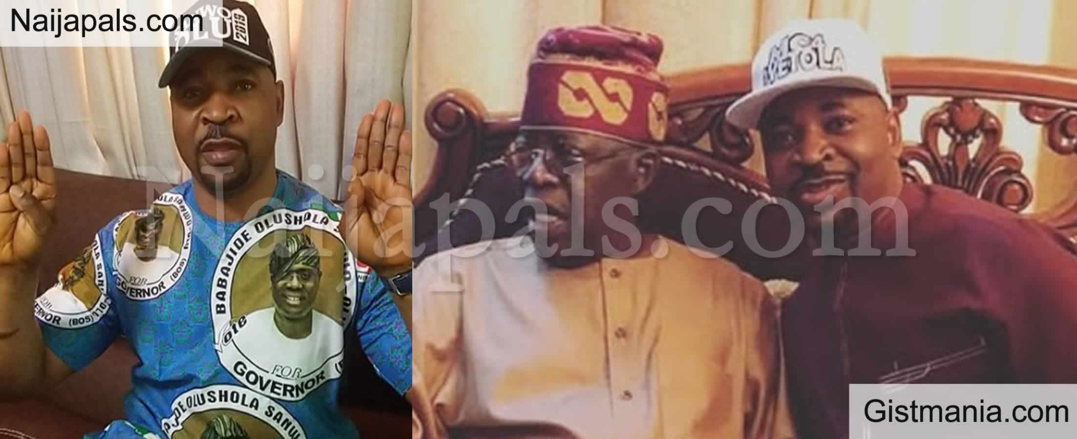 <img alt='.' class='lazyload' data-src='https://img.gistmania.com/emot/comment.gif' /> <b>Forever I Stand With Asiwaju - MC Oluomo Pledges Unwavering Loyalty To Tinubu</b>
