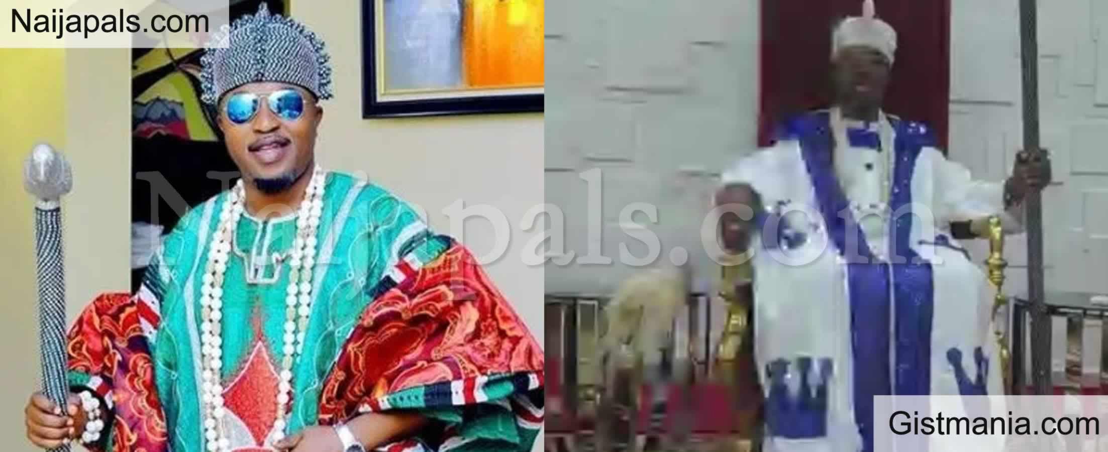 <img alt='.' class='lazyload' data-src='https://img.gistmania.com/emot/comment.gif' /> <b>Family Planning in Nigeria Will Soon Wipe Out Human Race</b> - Oluwo of Iwo, Oba Akanbi