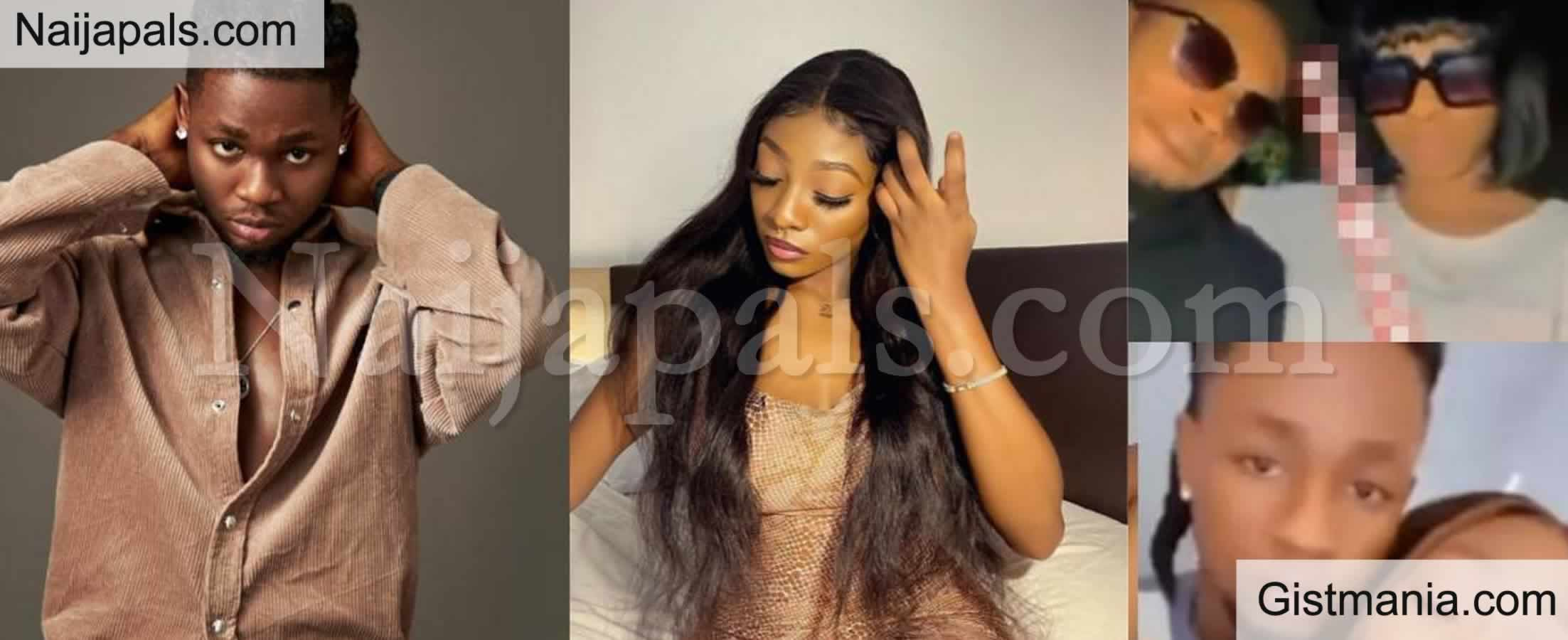 <img alt='.' class='lazyload' data-src='https://img.gistmania.com/emot/comment.gif' /> <b>Man involved With Omah Lay's Girlfriend Clears Air Amidst Cheating Allegations</b> (Video)