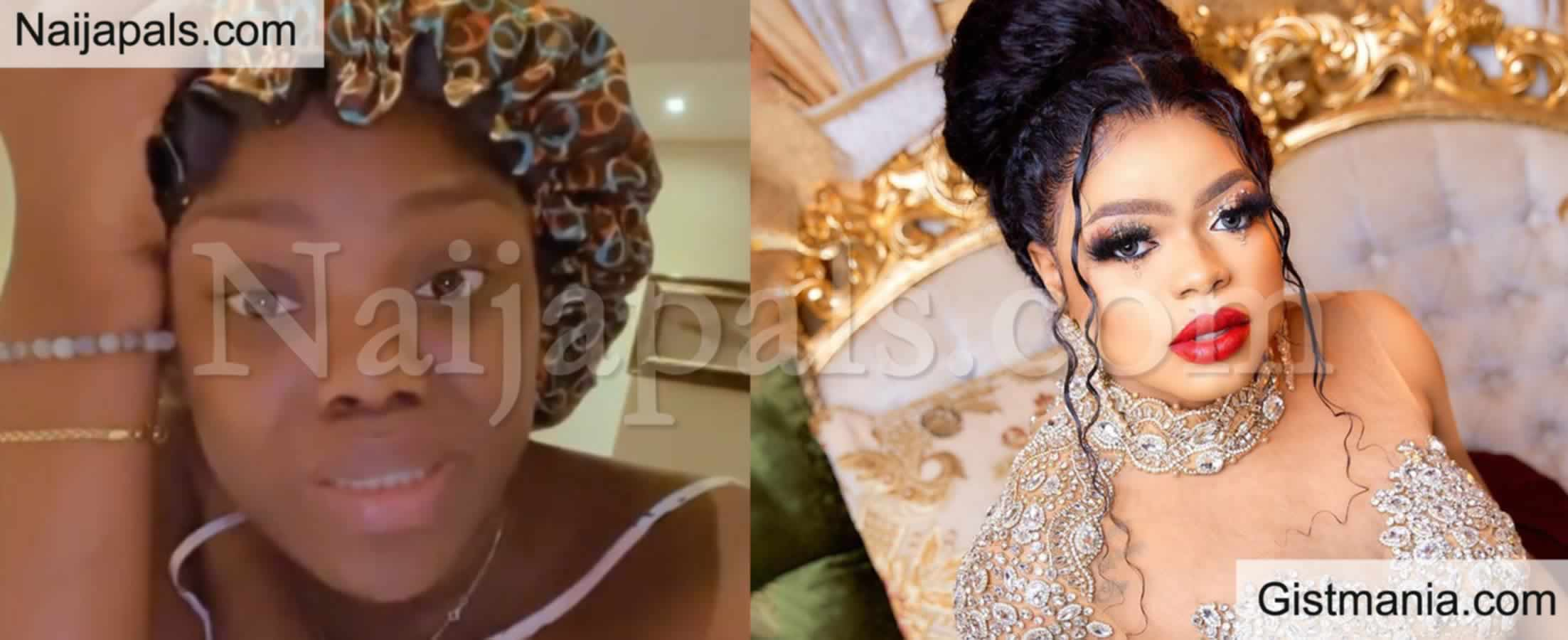 <img alt='.' class='lazyload' data-src='https://img.gistmania.com/emot/comment.gif' /><b> You Asked Me To Abort My Baby After I Told You I Was Pregnant </b>– Lady Calls Out Bobrisky