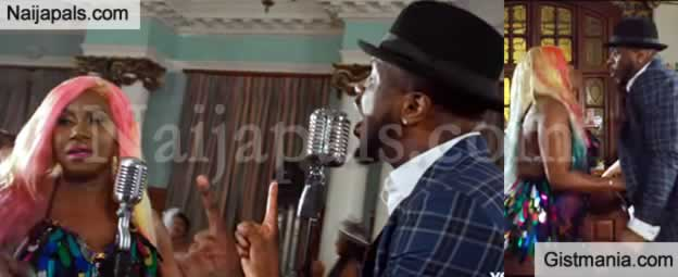 Mr  P (Psquare) Releases An Incredible Video For