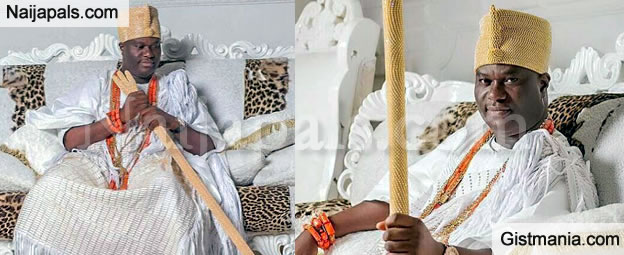 <img alt='.' class='lazyload' data-src='https://img.gistmania.com/emot/comment.gif' /> <b>Nigerian Politicians Are The Same, They're Playing All Of Us Like Ludo – Ooni Of Ife</b>