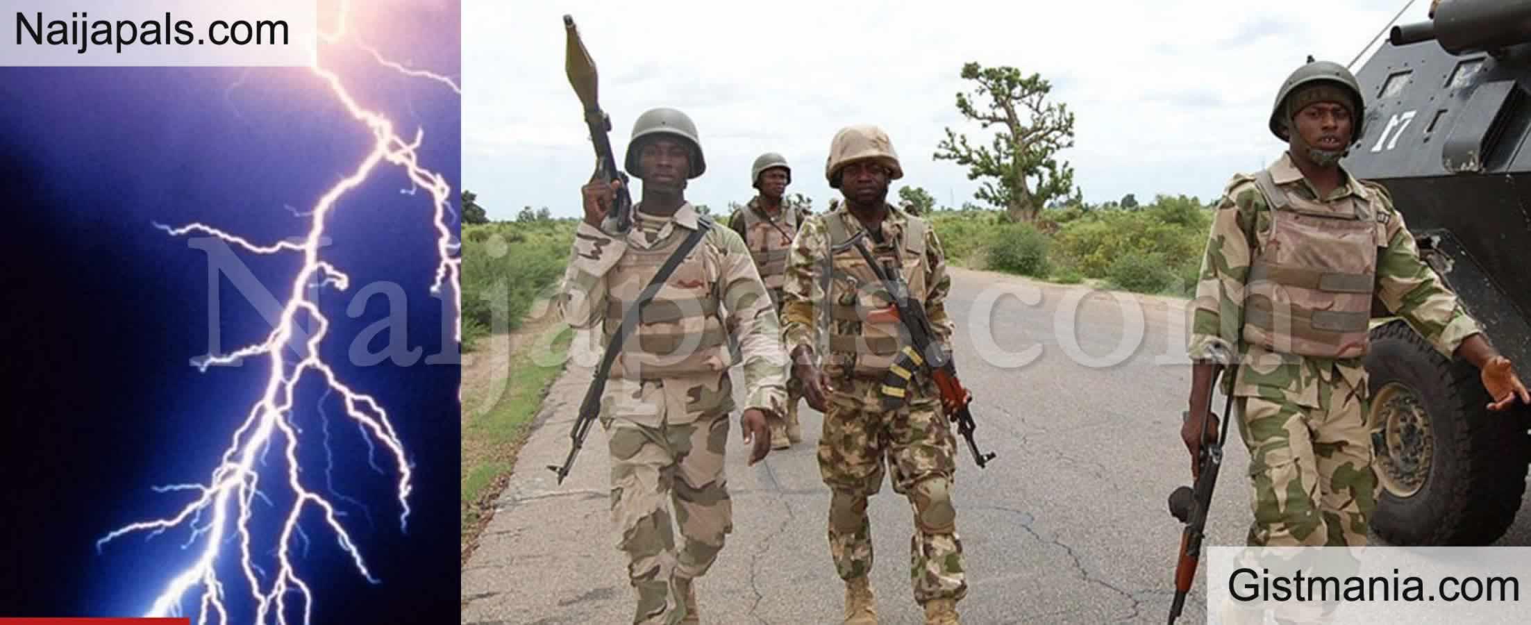 <img alt='.' class='lazyload' data-src='https://img.gistmania.com/emot/comment.gif' /> <b>Operation Thunder's Troops Raid Left Several Bandits Killed In Kaduna Forest</b>