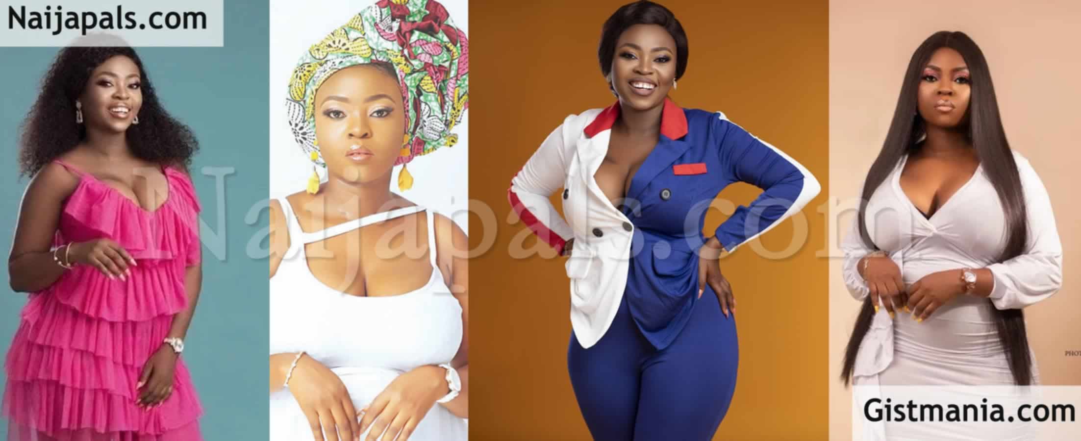 """<img alt='.' class='lazyload' data-src='https://img.gistmania.com/emot/comment.gif' /> <b>""""My Br3asts Get Me The Most Attention""""</b> — Nigerian Actress, Opeyemi Adetunji Opens Up"""