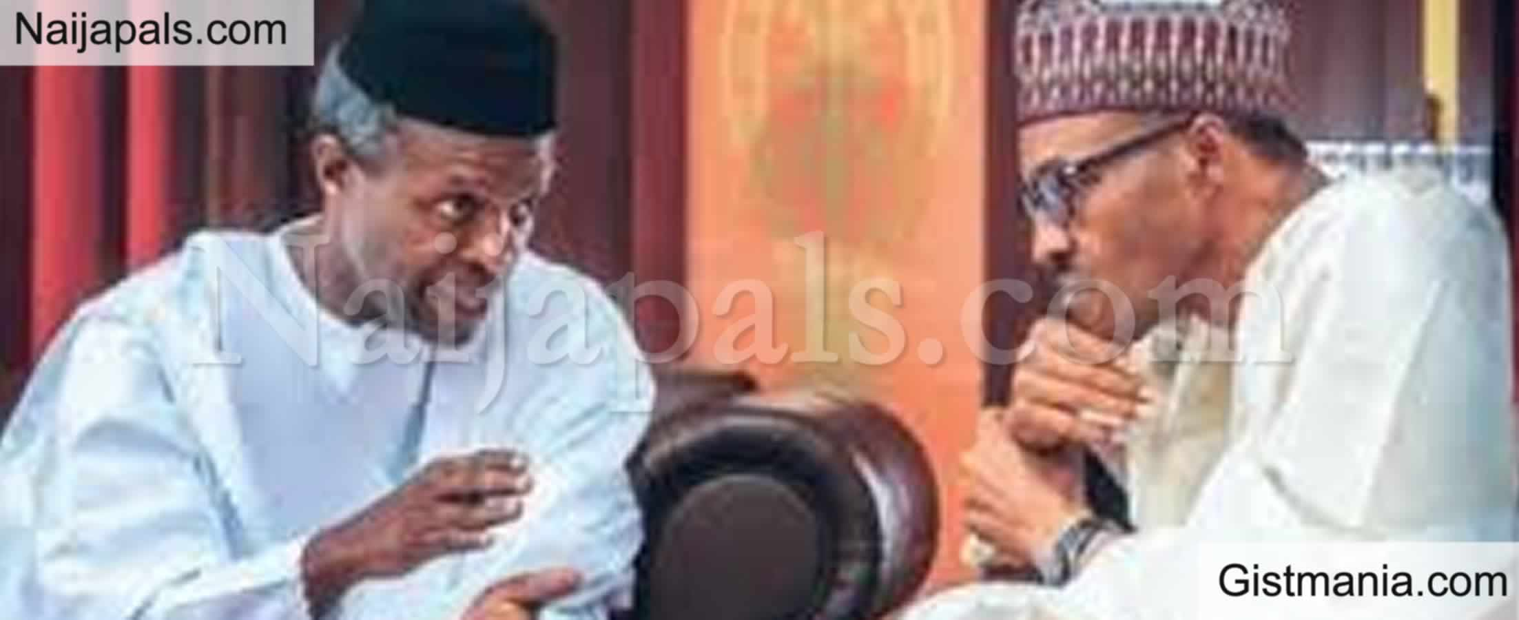 <img alt='.' class='lazyload' data-src='https://img.gistmania.com/emot/news.gif' /> JUST IN: <b>Pre. Buhari Meets Northern Governors, Pledge To End Insecurity In The Country</b>