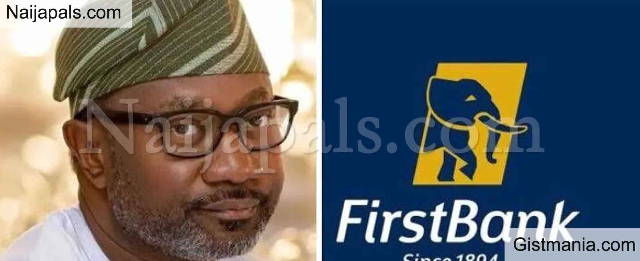<img alt='.' class='lazyload' data-src='https://img.gistmania.com/emot/thumbs_up.gif' /> <b>Nigerian Billionaire, Femi Otedola Emerges Majority Shareholder Of First Bank Holdings</b>