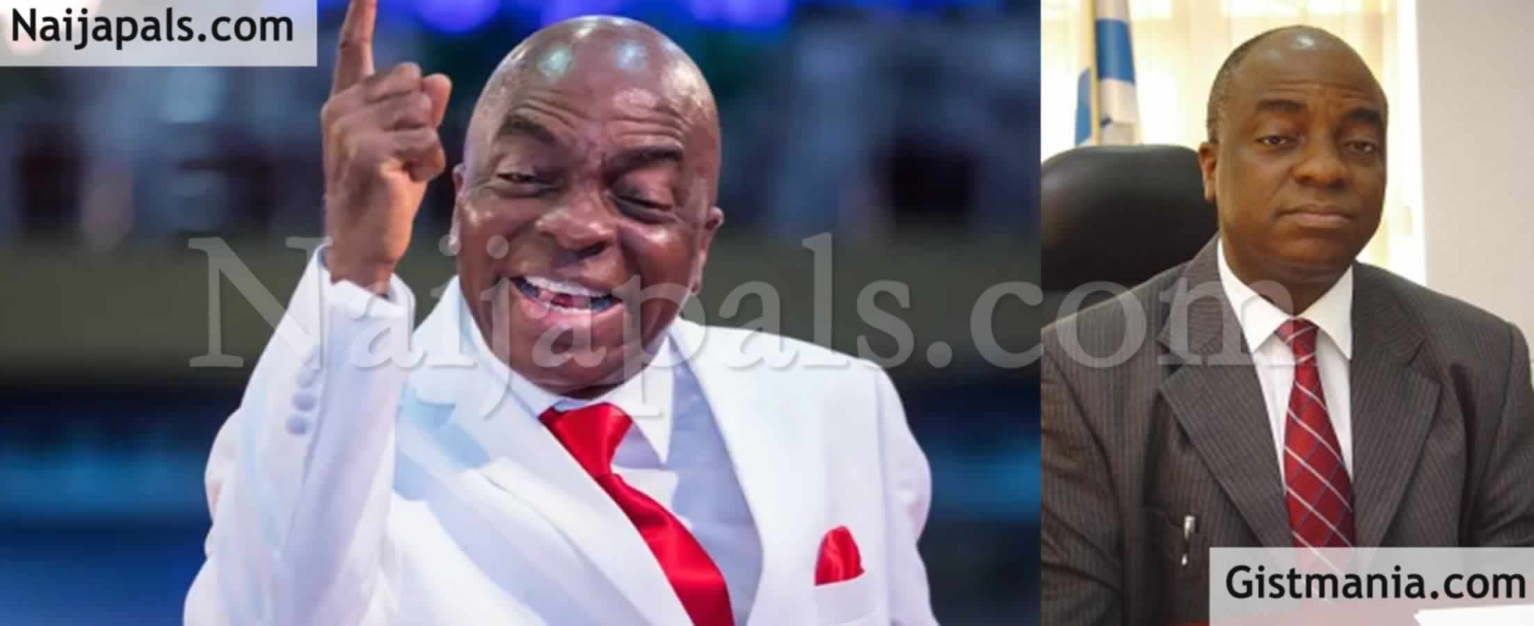 "<img alt='.' class='lazyload' data-src='https://img.gistmania.com/emot/comment.gif' /> <b>""I am Not Taking The COVID Vaccine"" - Bishop Oyedepo Of Winners Chapel Declares</b>"