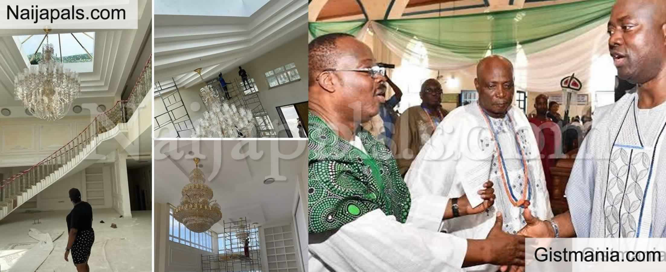 <img alt='.' class='lazyload' data-src='https://img.gistmania.com/emot/photo.png' /> EXCLUSIVE! <b>Interiors Of The Controversial Ajimobi Mansion Seized By Oyo State Government</b> (Photos)