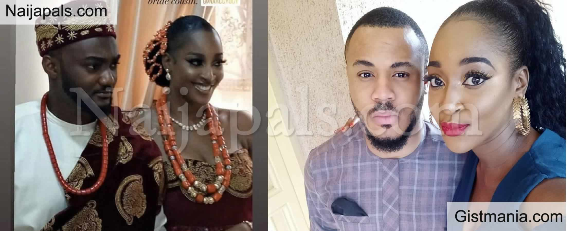 <img alt='.' class='lazyload' data-src='https://img.gistmania.com/emot/photo.png' /> <b>BBNaija Ozo's Sister, Ugy Chukwu Marries Long Time Best Friend, Emeka</b> (Photos)