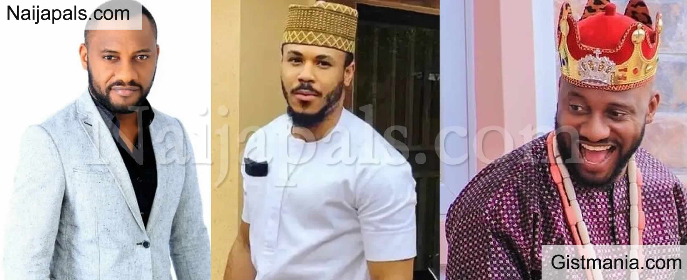<img alt='.' class='lazyload' data-src='https://img.gistmania.com/emot/comment.gif' /> <b>Yul Edochie's Cryptic Post About Real Men Seems To Be Targeted At BBNaija's Ozo</b>