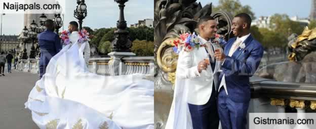 rencontre entre gay wedding dress ?a Paris