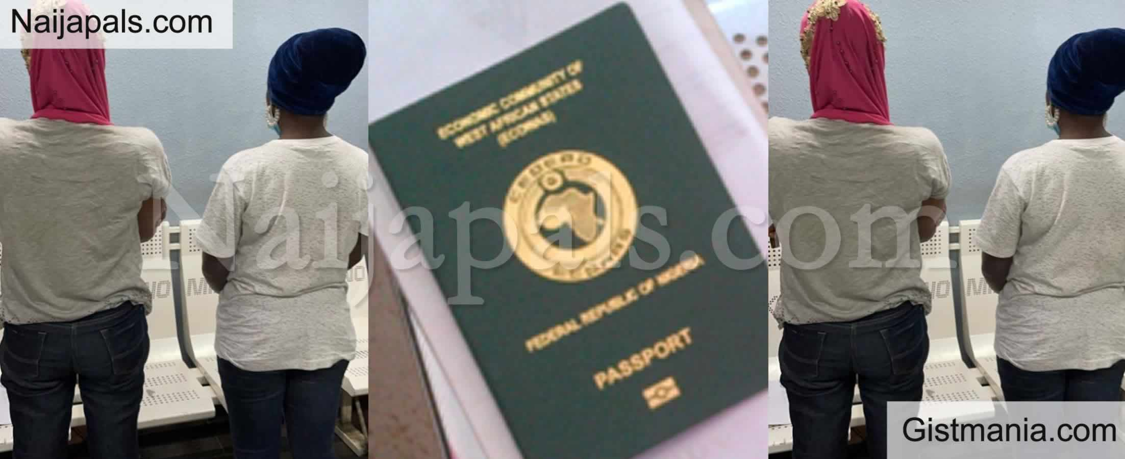 <img alt='.' class='lazyload' data-src='https://img.gistmania.com/emot/comment.gif' /> <b>Two Nigerian Ladies On Their Way to Cairo Intercepted at Lagos Airport With Altered Passport</b>