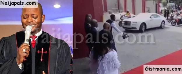 Pastor Alph Lukau Has A Net Worth Of $1 Billion Making Him