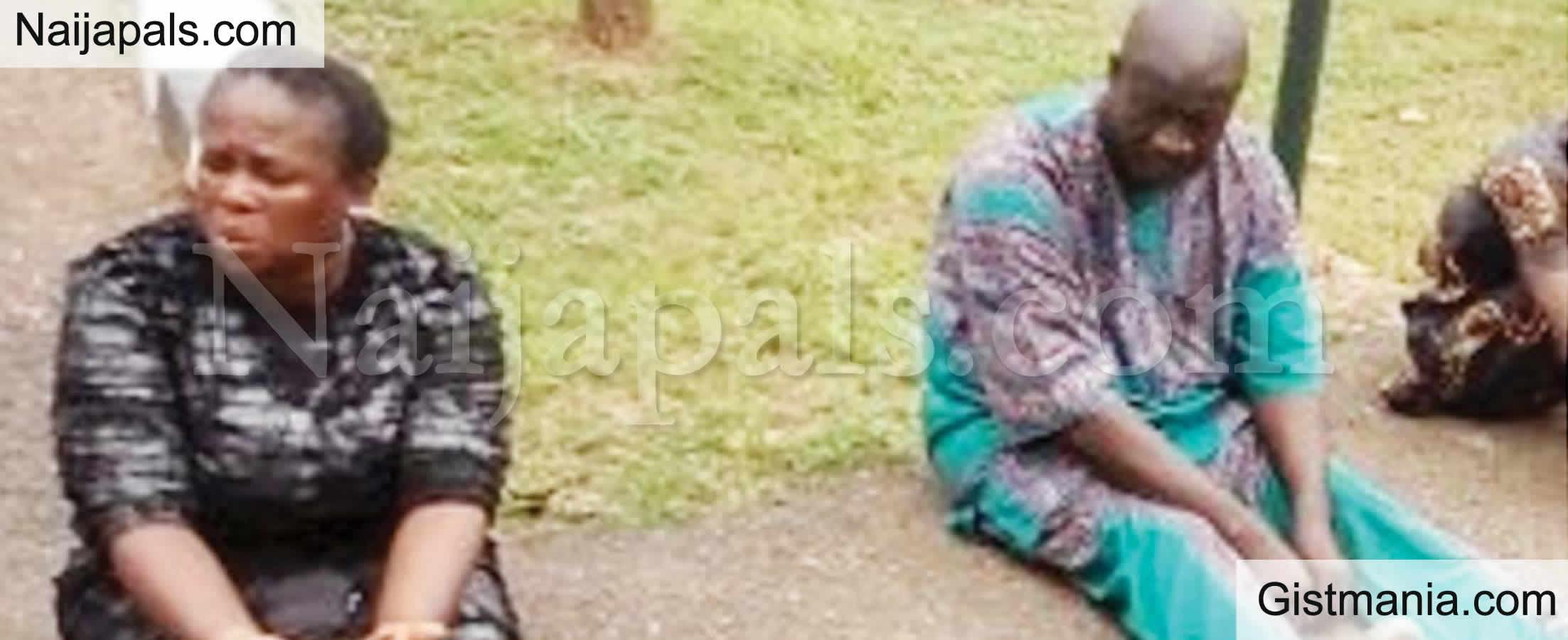 <img alt='.' class='lazyload' data-src='https://img.gistmania.com/emot/comment.gif' /> <b>Police Parade Nurse, Ogundimu Monilola & 44Yrs Old Pastor Who Sleeps With His Daughter In Ogun</b>