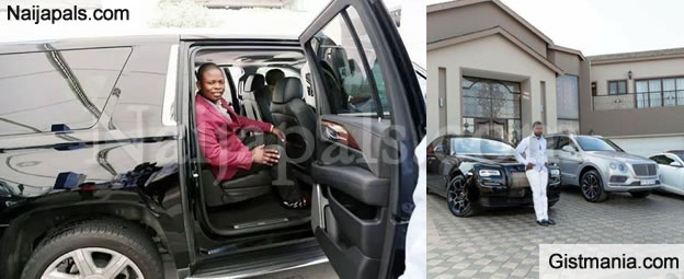 Popular Malawian Prophet Shepherd Bushiri Buys New N4 3bn