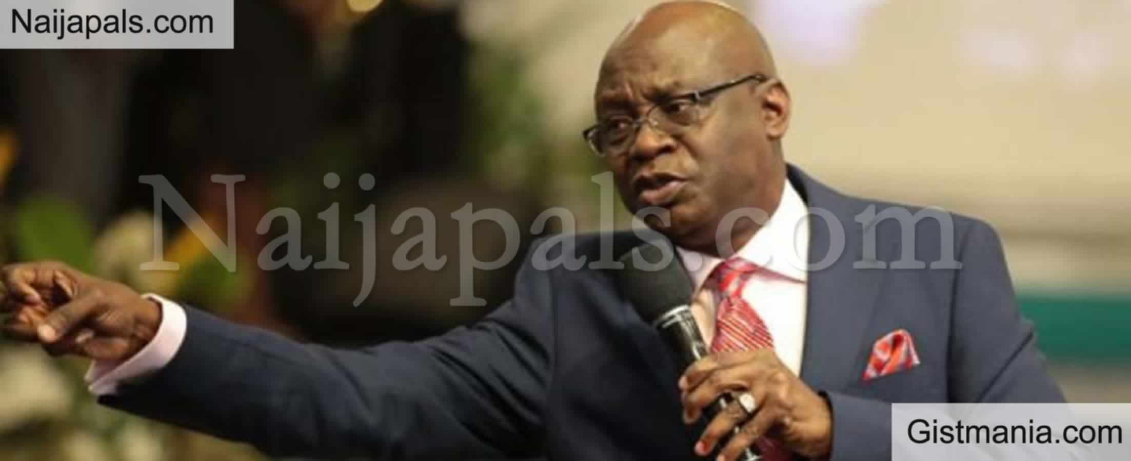 <img alt='.' class='lazyload' data-src='https://img.gistmania.com/emot/comment.gif' /> <b>Anyone Who Wants To Lead Nigeria Must Negotiate With The North </b>— Pastor Tunde Bakare