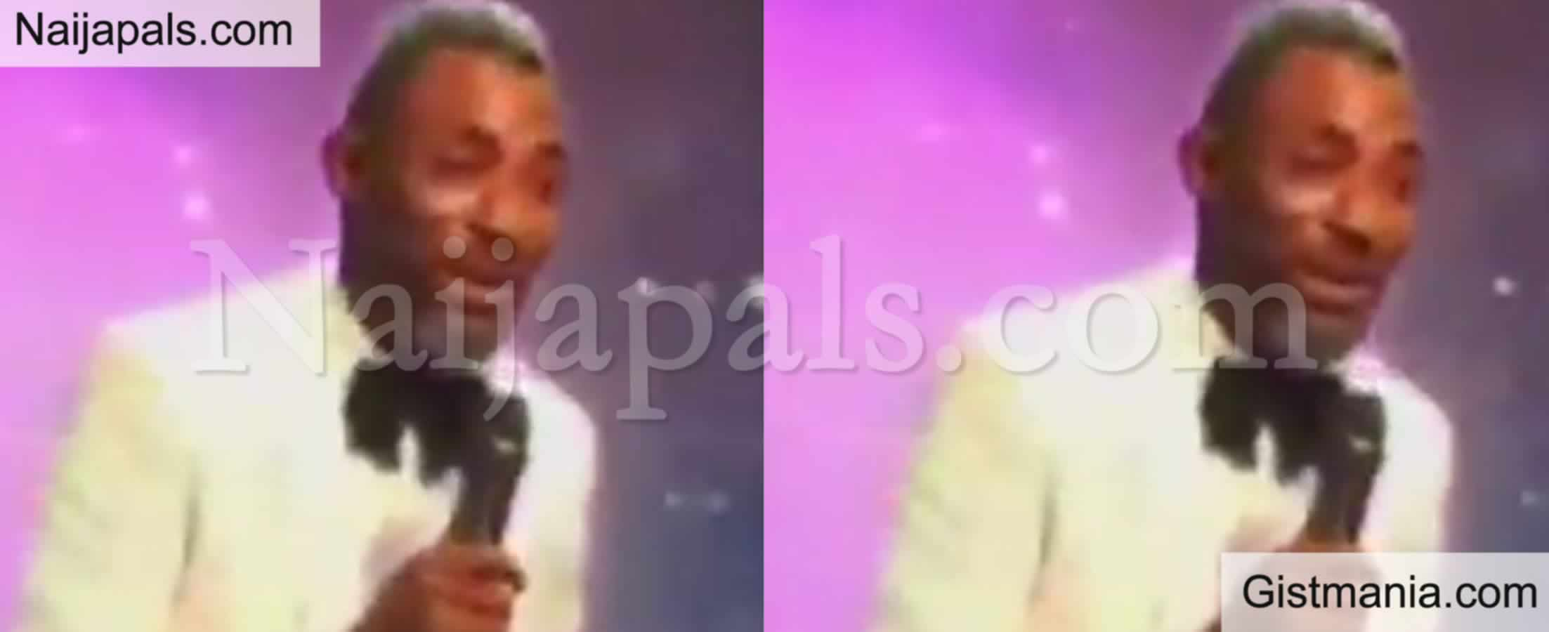 <img alt='.' class='lazyload' data-src='https://img.gistmania.com/emot/laugh.gif' /> <b>If You Fall Under The Anointing And You Break Anything, You Will Pay </b>- Pastor Warns Members