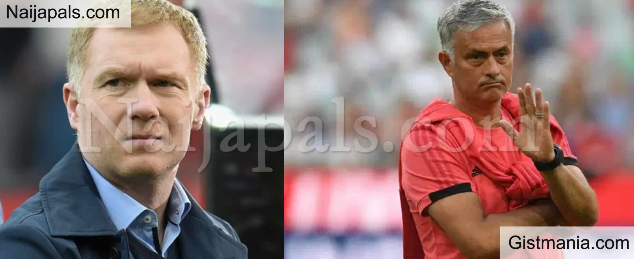 "<img alt='.' class='lazyload' data-src='https://img.gistmania.com/emot/soccer.gif' /><b>Tottenham Is The ""Level He's Dropped Down To Now"" – Paul Scholes Blasts Jose Mourinho</b>"