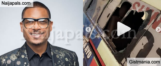 Shina Peller's Mum And Wife Attacked During Campaign Rally