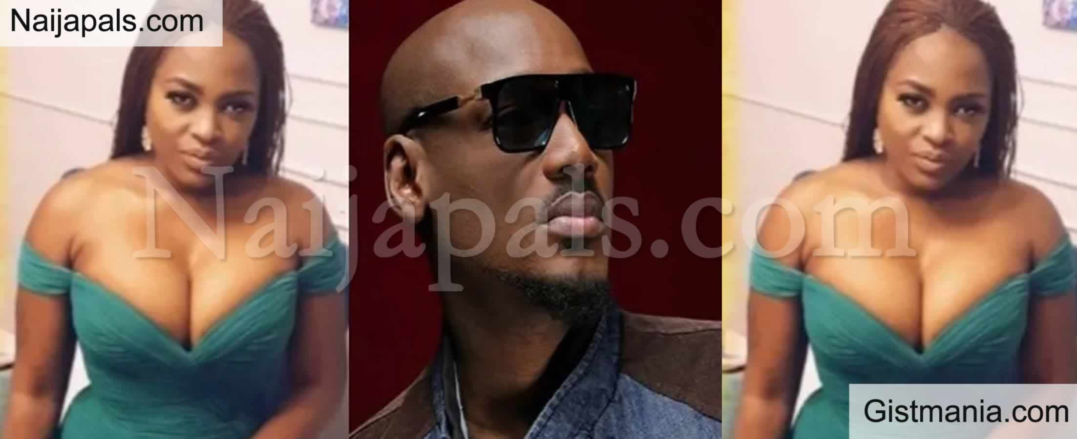 <img alt='.' class='lazyload' data-src='https://img.gistmania.com/emot/photo.png' /> <b>Pero Denies That She is In a Relationship With 2face, Dares Annie Idibia to Provide Proof</b>
