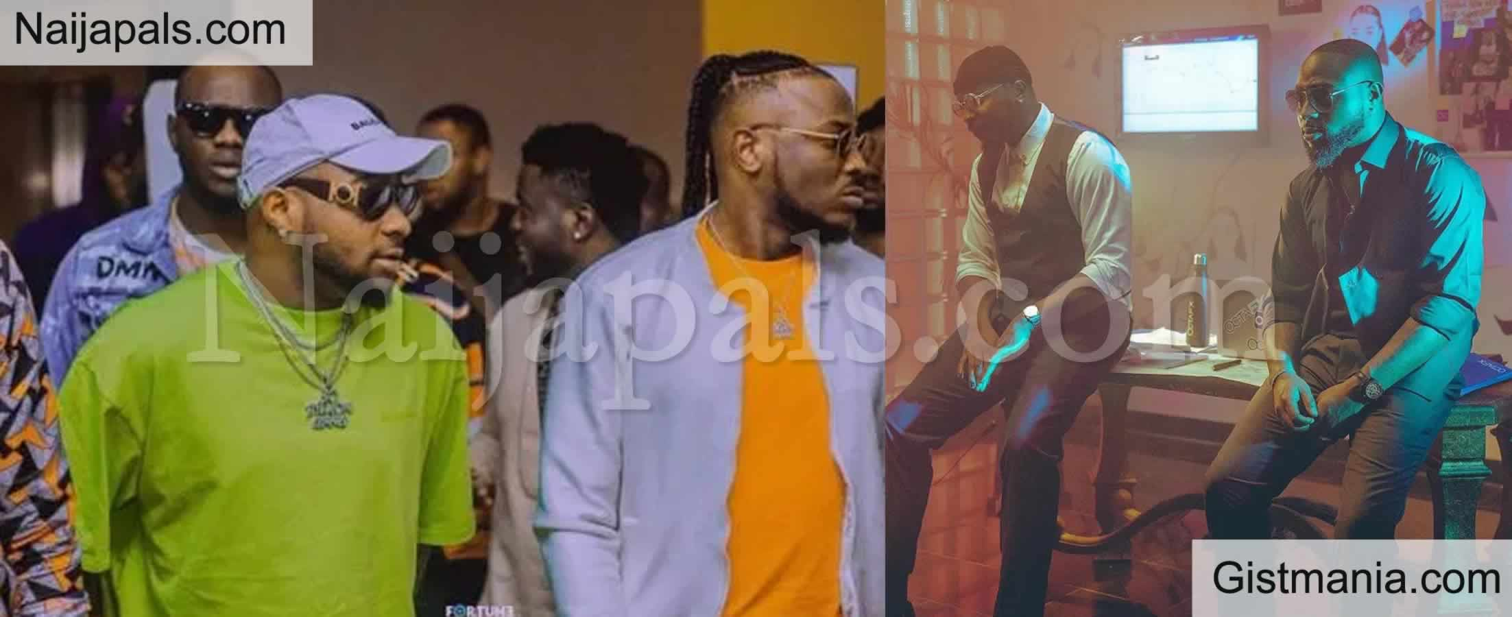 <img alt='.' class='lazyload' data-src='https://img.gistmania.com/emot/comment.gif' /><b>I Believe In God But Have Not Been To Church Since Meeting Davido - Peruzzi Reveals</b>