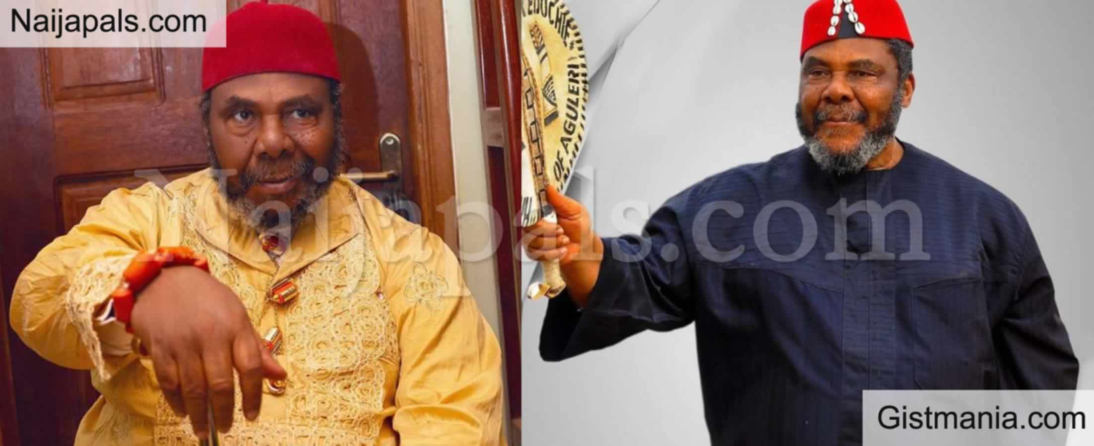 <img alt='.' class='lazyload' data-src='https://img.gistmania.com/emot/comment.gif' />  Nollywood Legend,<b> Pete Edochie Tells Igbo People To Shun Northern Cattle For Local Cows</b>
