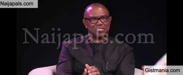 """""""Igbos Can Move Nigeria Out Of Economic Crisis, But We Are Not Treated Fairly"""" – Peter Obi"""