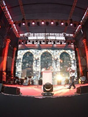 Photos: Prophet TB Joshua Performs Miracles In Nazareth, Pulls Huge
