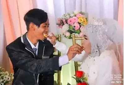65 Year Old Grandmother Marries Her 24 Year Old Adopted Son in A Low Key Wedding